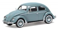 Corgi Vanguards: Volkswagen Beetle Type 1 Export Saloon - Horizon Blue - 1:43 Scale  Die-Cast Model